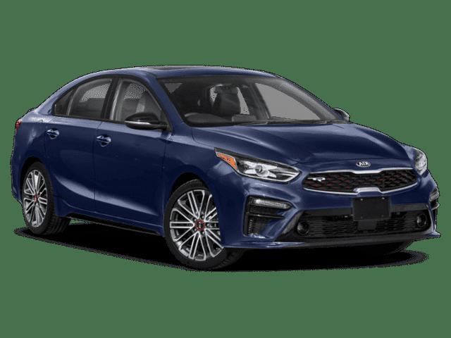 New 2021 Kia Forte GT