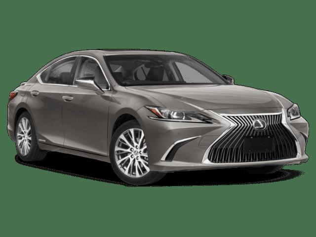 New 2021 Lexus ES ES 300h