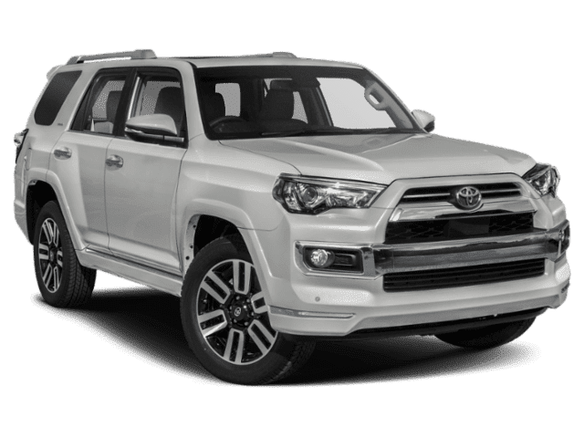 New 2022 Toyota 4Runner Limited