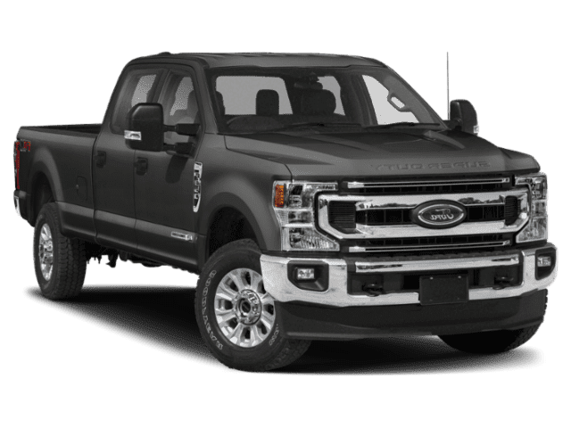 New 2021 Ford F-350 XLT