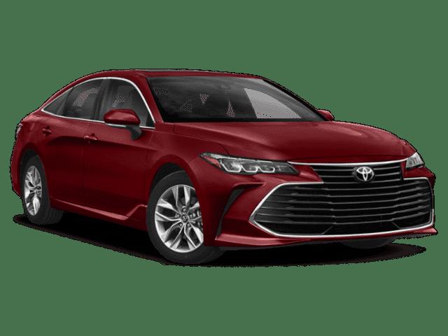 New 2022 Toyota Avalon XLE
