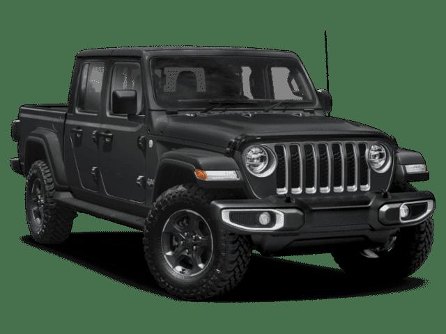 New 2021 Jeep Gladiator Overland