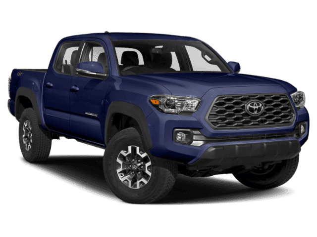 New 2022 Toyota Tacoma TRD Off Road Double Cab