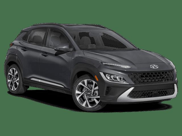 New 2022 Hyundai Kona Limited