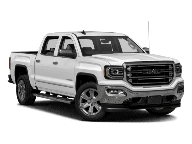 Pre-Owned 2018 GMC Sierra 1500 SLT 4WD 4D Crew Cab
