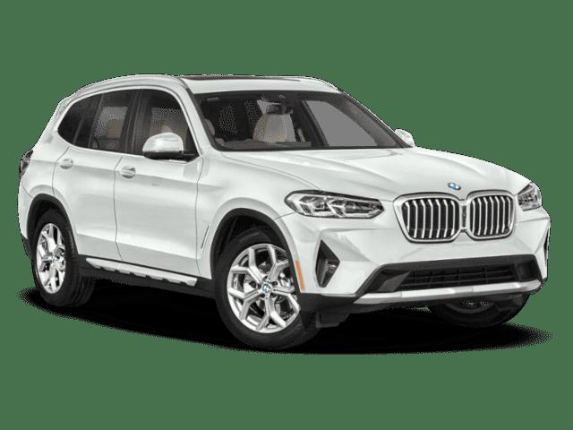 New 2022 BMW X3 M40i Sports Activity Vehicle