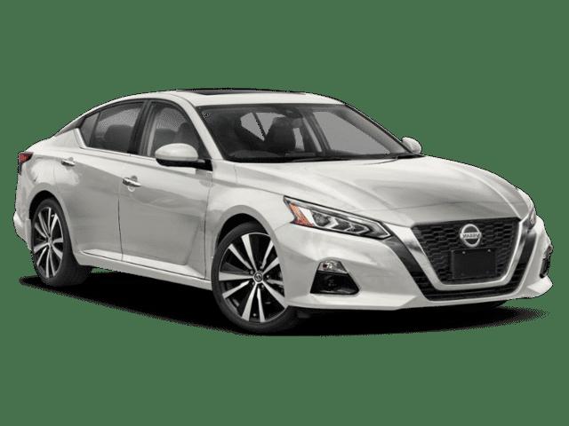New 2021 Nissan Altima SL