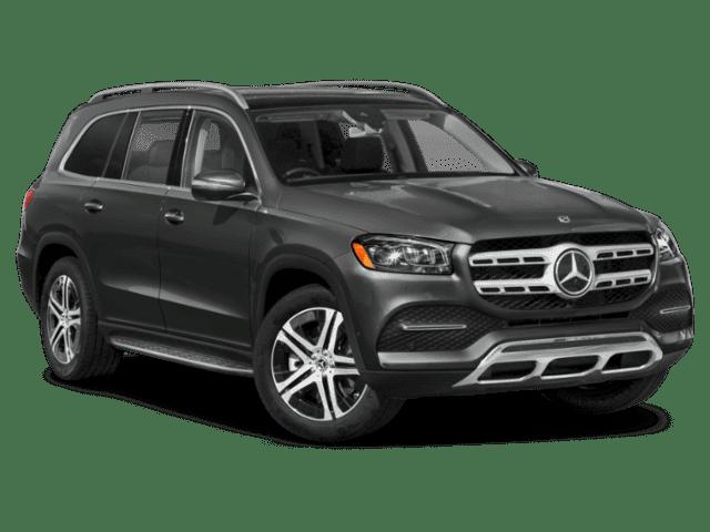 New 2022 Mercedes-Benz GLS GLS 450 4MATIC® SUV