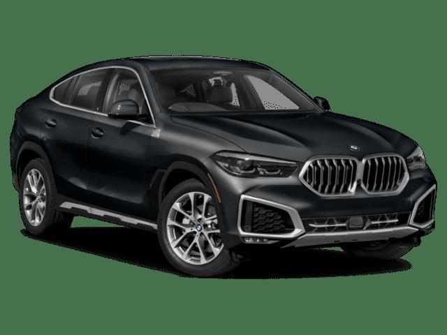 New 2022 BMW X6