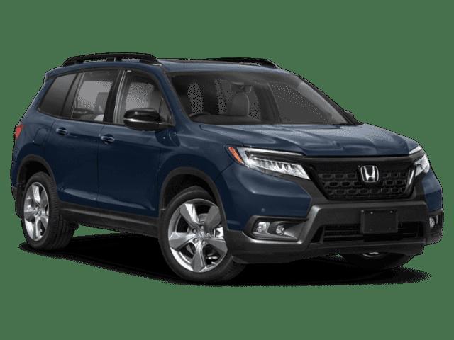 New 2021 Honda Passport Touring