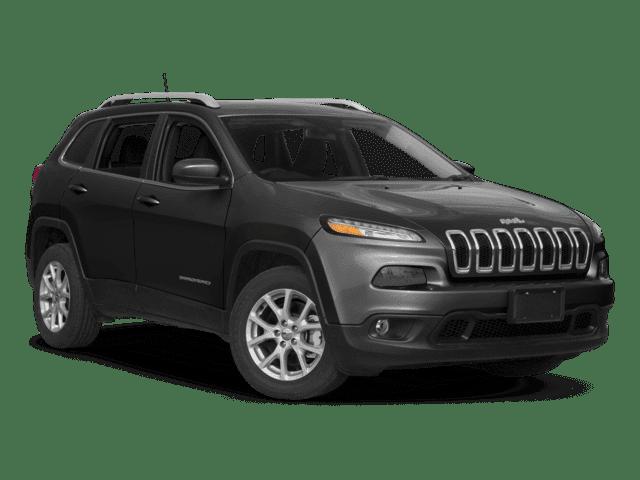 Pre-Owned 2017 Jeep Cherokee Latitude