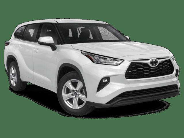 New 2022 Toyota Highlander BSE