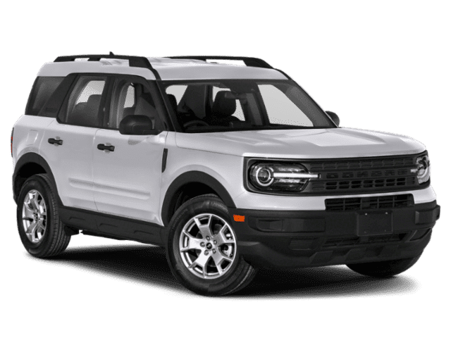 New 2021 Ford Bronco Sport Base 4WD Sport Utility