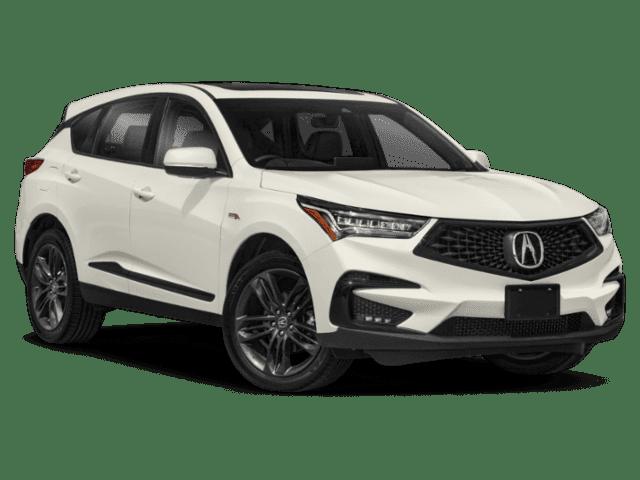 Pre-Owned 2019 Acura RDX W/A-SPEC PKG