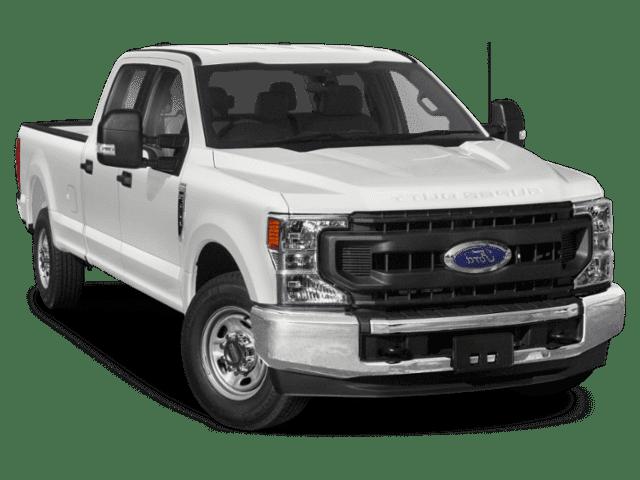 New 2022 Ford F-250 Super Duty XL