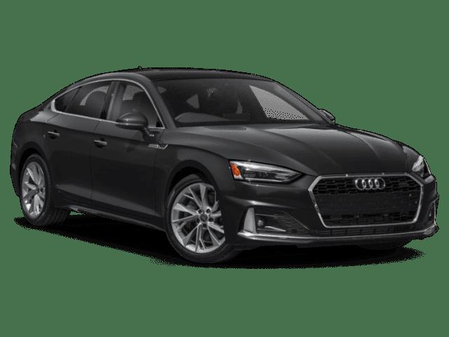 New 2022 Audi A5 Sportback Premium Plus