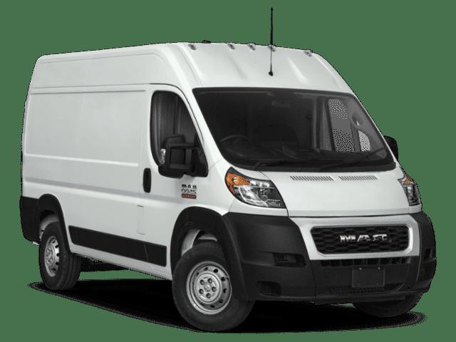 2021 Ram ProMaster Cargo Van High Roof