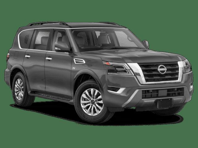 2022 Nissan Armada Platinum