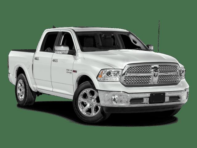 Pre-Owned 2017 Ram 1500 Laramie