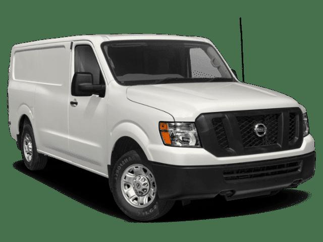 New 2021 Nissan NV Cargo SV