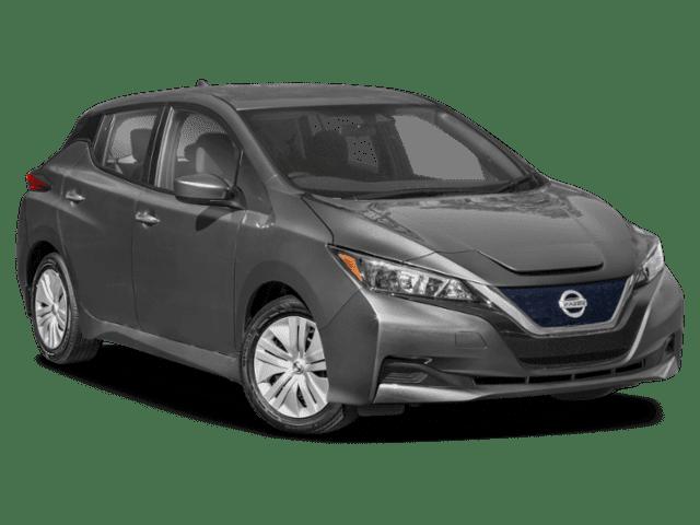 New 2022 Nissan Leaf S Plus