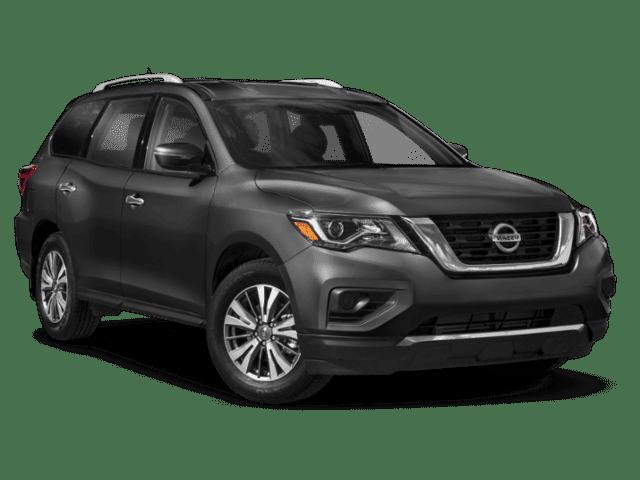 2020 Nissan Pathfinder S 4dr Front-wheel Drive