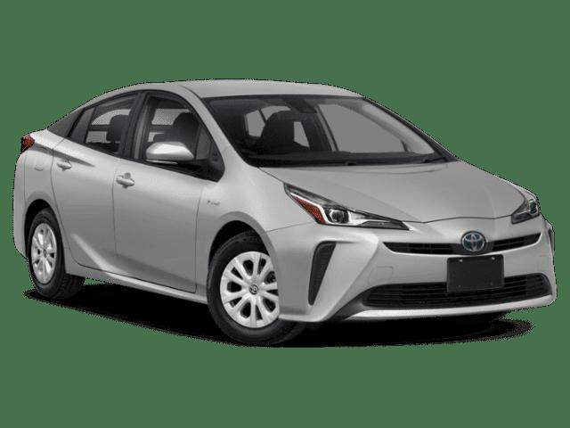 New 2022 Toyota Prius XLE