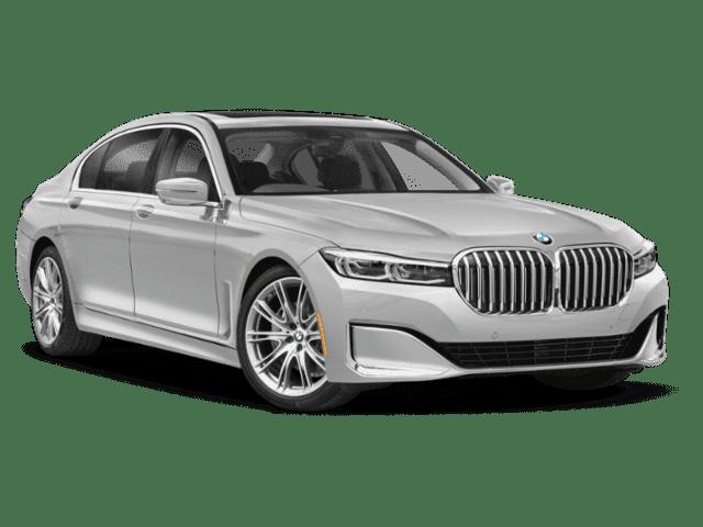 New 2022 BMW 740i