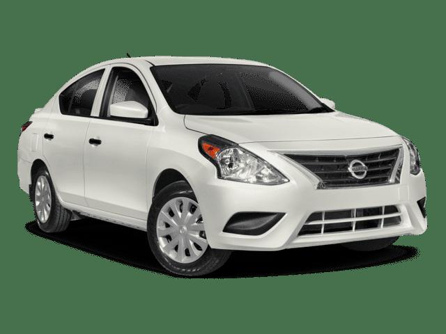 2018 Nissan Versa S Manual