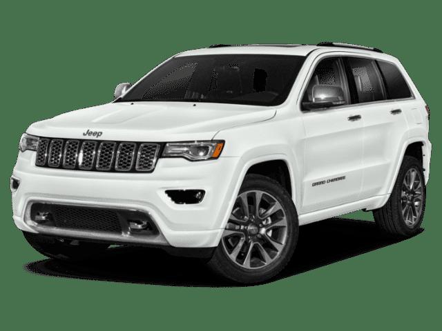 New 2021 JEEP Grand Cherokee High Altitude