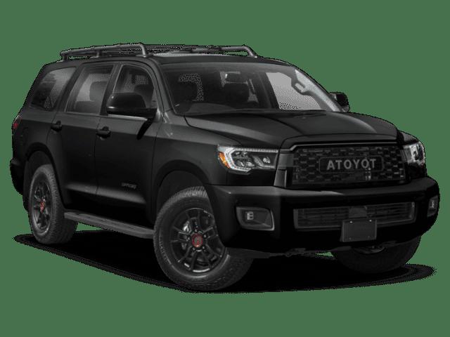 New 2021 Toyota Sequoia TRD Pro