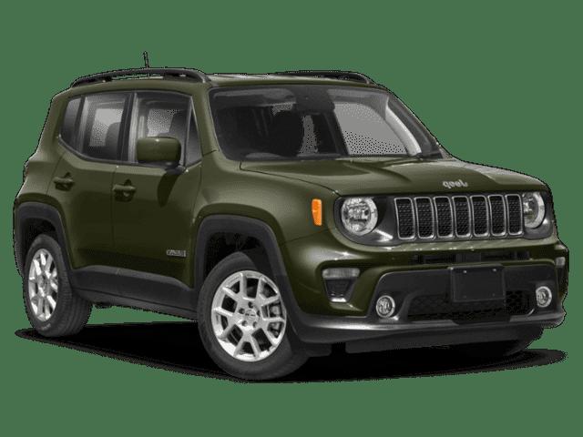 New 2021 Jeep Renegade Sport