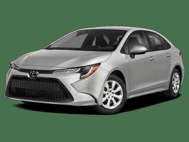 New 2022 Toyota Corolla LE