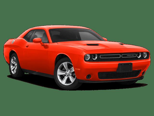New 2021 Dodge Challenger SXT