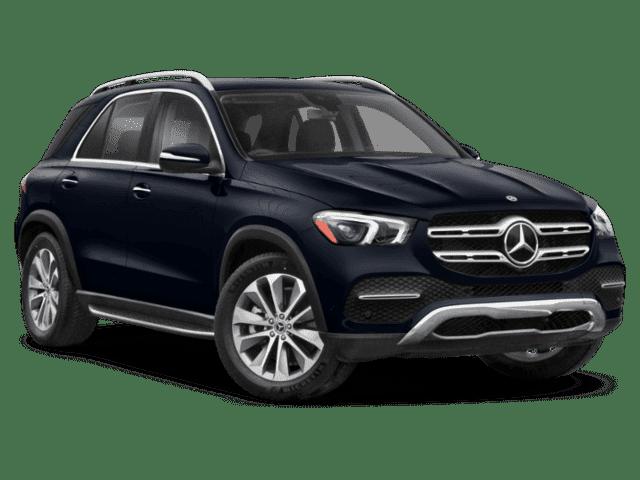 New 2021 Mercedes-Benz GLE GLE 450
