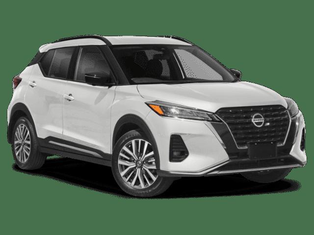 New 2021 Nissan Kicks SR