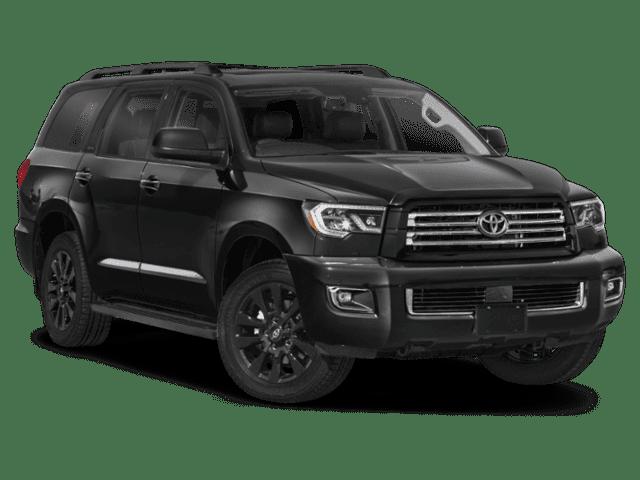 New 2022 Toyota Sequoia NIGHTSHADE