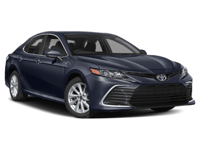 New 2022 Toyota Camry LE