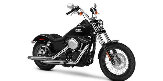 2017 Harley-Davidson Street Bob