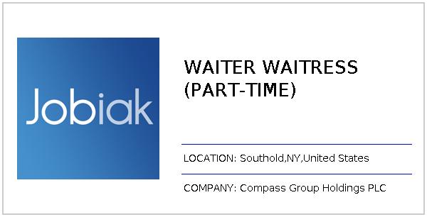 Waiter Jobs Baton Rouge