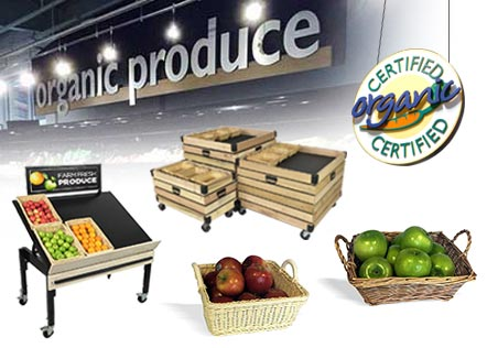 Produce Displays & Signage Ideas