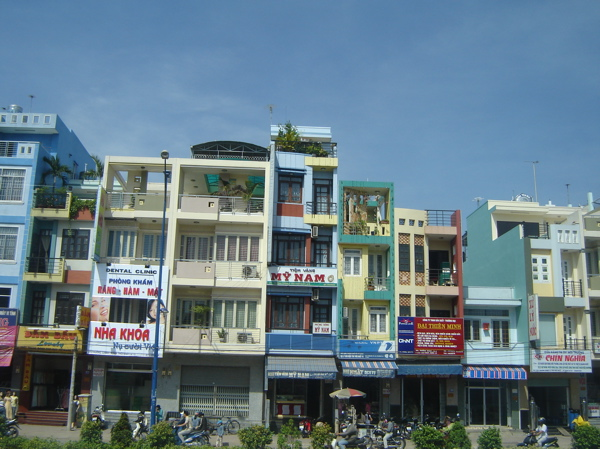 Saigon-ArchitectureVietnam