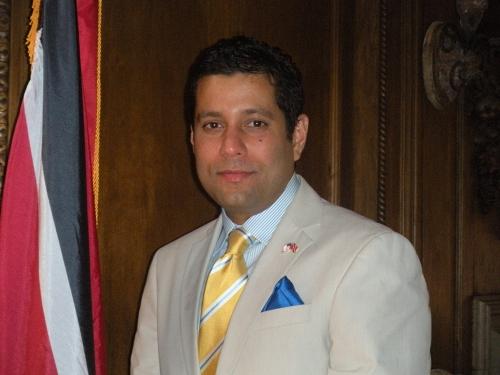 His Excellency Dr. Neil Parsan