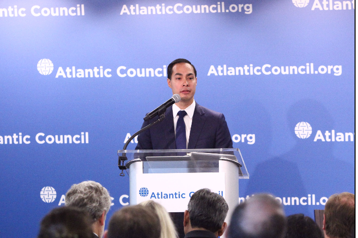 HUD_Secretary_Julian_Castro_at_Atlantic_Council