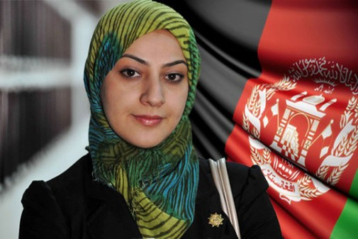 Interview with :    Naheed Farid, youngest MP in Afghanistan's history