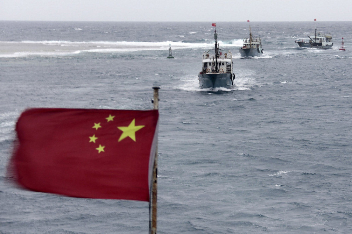 China's Claim to the South China Sea - Diplomatic Courier