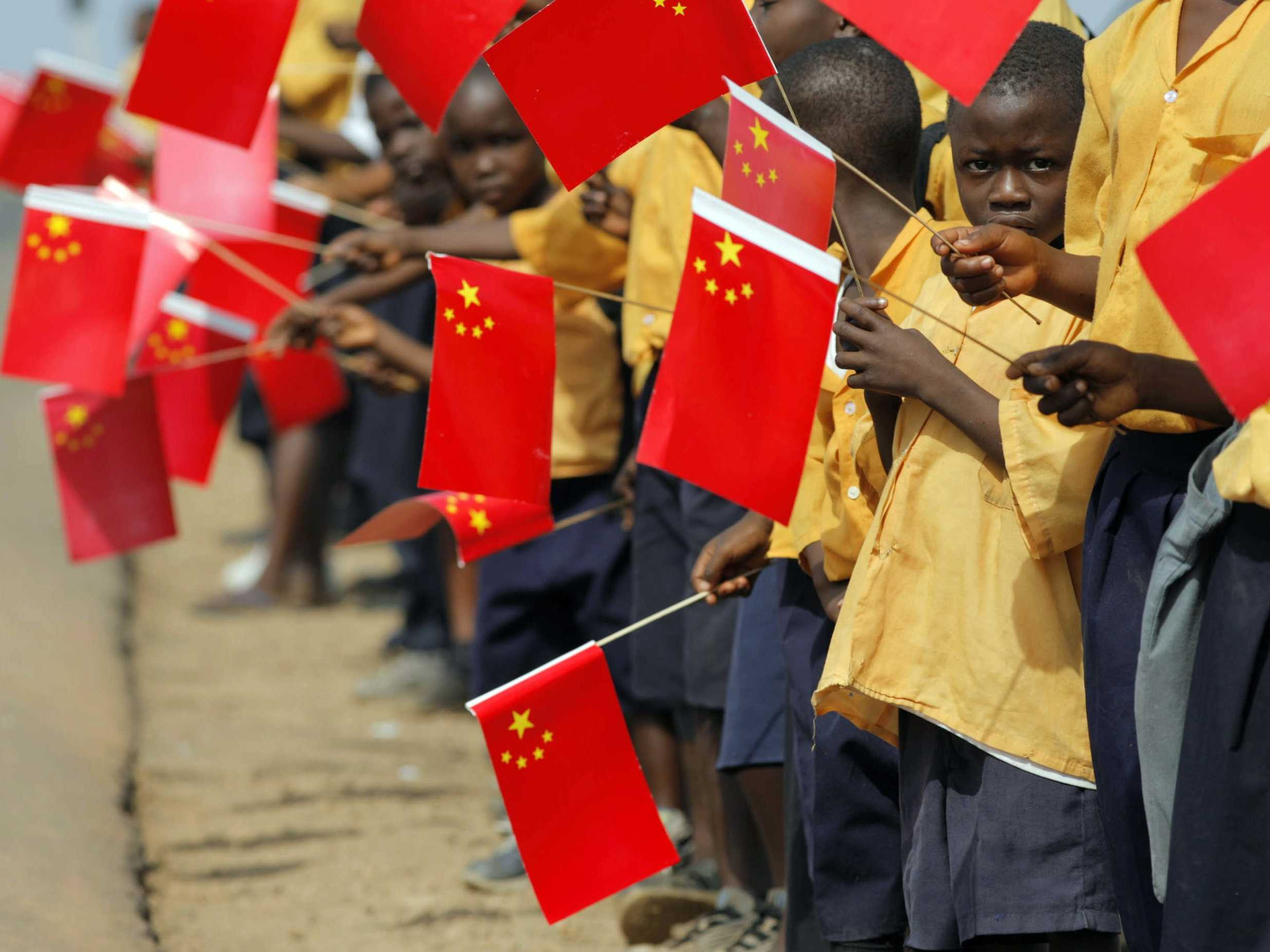 Image result for china and africa