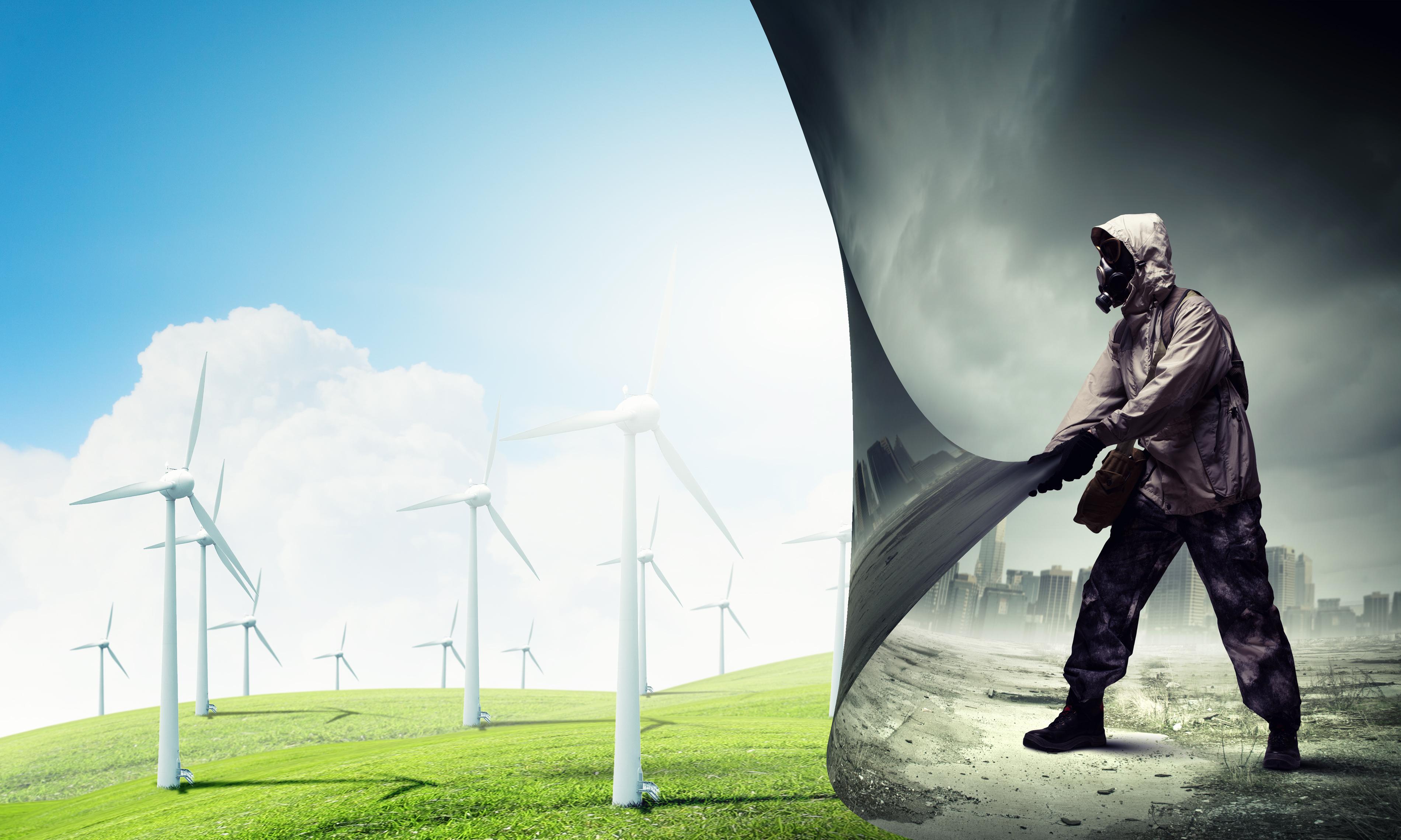 Obras sustentáveis - Emissão de Gases