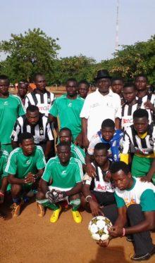 Ghanaian Footballers