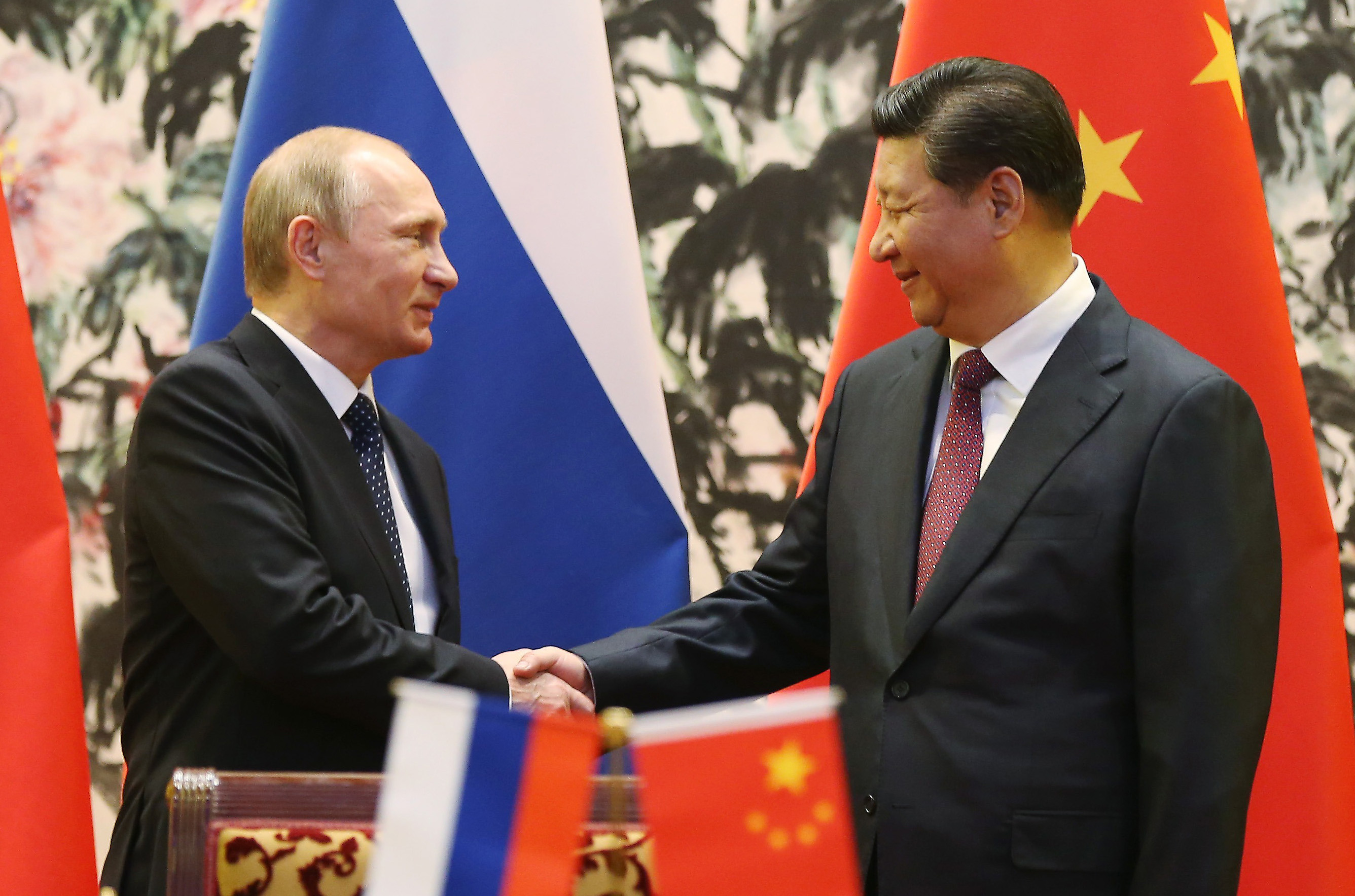 russian chinese energy relations Japan–russia relations need more than just energy  on the chinese market for japan, russian energy  on energy ties for fostering friendly relations is.